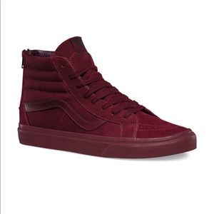6d57035a3d5574 Buy 2 OFF ANY all burgundy vans high top CASE AND GET 70% OFF!